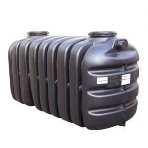 Tricel Vento UK6 Super low profile septic tank