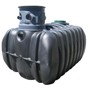 Tricel Vento UK20 Super low profile septic tank