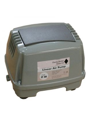 Charles Austen ET 60 Air Compressor