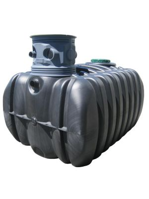 Tricel Vento UK12 Super low profile septic tank